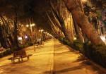 خیابان چهارباغ عباسی - خیابان چهار باغ اصفهان - خیابان های اصفهان - خیابان تاریخی اصفهان