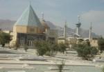 تخت فولاد اصفهان - قبرستان تخت فولاد - بابارکن الدین - قبرستان اصفهان - مکان های تاریخی اصفهان