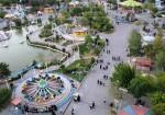 پارک تفریحی باغلار باغی تبریز