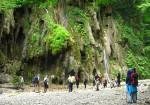 آبشار باران کوه گرگان
