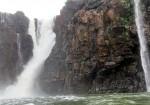آبشار لونک – پارک جنگلی لونک سیاهکل