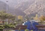 پارک کوهسار دره نمین جهرم