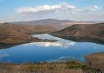 دریاچه سد قشلاق  - سنندج