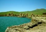 تخت سلیمان - آتشکده آذرگشنسب - تکاب