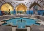 حمام قجر - موزه مردم شناسی قزوین - حمام قجر قزوین - اماکن تاریخی قزوین