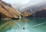 دریاچه سد امیرکبیر - سد کرج - سد امیرکبیر - دریاچه سد کرج - جاذبه های گردشگری سد امیرکبیر کرج