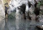غار لادیز - آبشار لادیز - روستای لادیز - غارهای سیستان بلوچستان - آبشارهای سیستان بلوچستان