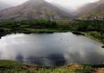 دریاچه اوان - دریاچه اوان قزوین - مکان های طبیعی قزوین - دریاچه الوبوم قزوین - آدرس دریاچه اوان
