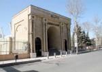 موزه قزوین - عمارت چهلستون یا کلاه فرنگی قزوین - موزه قزوین کجاست - چهل ستون قزوین