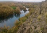 گردشگاه و تالاب سرآبسیاه - شهرستان رستم - تالاب سرابسیاه