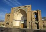 عمارت سردر عالی قاپوی قزوین - سردر عالی قاپو قزوین - بناهای تاریخی قزوین - معماری سردر عالی قاپو