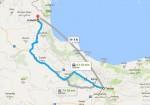 فاصله تهران تا اردبیل,تهران به اردبیل,مسیر تهران اردبیل,مسیر تهران به اردبیل,تهران اردبیل