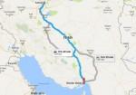 فاصله تهران تا بندرعباس,مسیر تهران به بندرعباس,تهران به بندرعباس,مسافت تهران تا بندرعباس