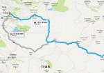 فاصله تهران تا بیرجند - تهران به بیرجند - تهران بیرجند - بیرجند به تهران - بیرجند تهران