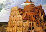 برج بابل - برج بابل چیست - پیتر بروگل - داستان برج بابل - سفر پیدایش - عهد عتیق - عهد قدیم