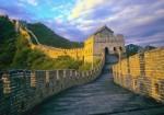 دیوار چین - دیوار بزرگ چین -دیوار چین از کره ماه- طول دیوار چین - بزرگترین دیوار جهان - انتهای دیوار چین