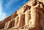 معبد ابو سمبل - معبد ابو سنبل - معبد ابوسمبل من الداخل - رامسس دوم - ابوسمبل مصر - ابوسمبل